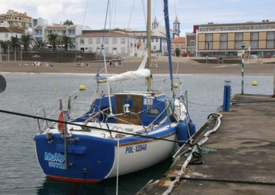 In the Azores